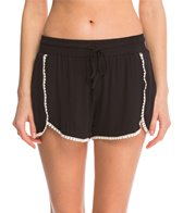Sunsets Solid Island Short