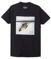 Rip Curl Men's Single Fin Premium Short Sleeve Tee