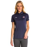 TYR USA Swimming Women's Alliance Coaches Polo
