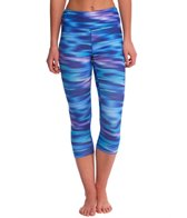 PL Movement Aerial Northern Lights Printed Performance Capris