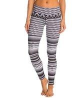 PL Movement Black N White Yoga Leggings