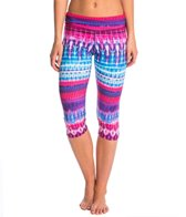 PL Movement Ikat Yoga Capris