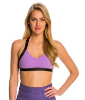 Beyond Yoga Cut-Out Yoga Sports Bra