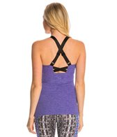 Beyond Yoga Spacedye Double Crossed Yoga Cami Tank Top
