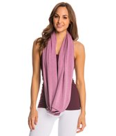Beyond Yoga Modal Baby Terry Snap Yoga Scarf