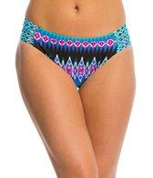 La Blanca Sandbar Side Tab Hipster Bikini Bottom