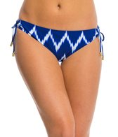 La Blanca Night Waves Loop Side Hipster Bikini Bottom