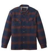 O'Neill Men's Pines Sherpa Flannel
