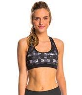 Marika Lily Printed Yoga Sport Bra