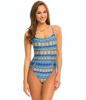 La Blanca Marrakesh Convertible One Piece Swimsuit