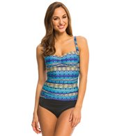 La Blanca Marrakesh Sweetheart Tankini Top