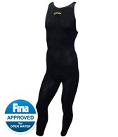 FINIS Men's Vapor Solid Full Body Tech Suit Swimsuit