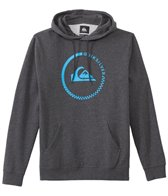 Quiksilver Men's Everyday Active Check Pullover Hoodie