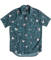 Quiksilver Men's Sweet and Sour Short Sleeve Shirt