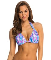Swim Systems Cascade Push-Up Slide Tri Bikini Top