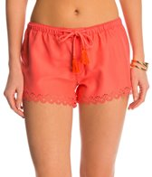 Cabana Life Essentials Scallop Swim Shorts