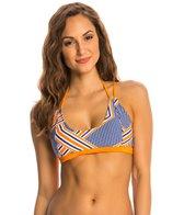 Cabana Life Orange Drive Bikini Top