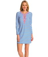 Cabana Life Oceana Embroidered Cover Up Tunic