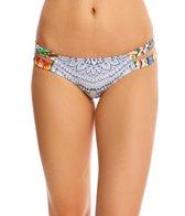 Rip Curl Swimwear Mayan Sun Luxe Hipster Bikini Bottom