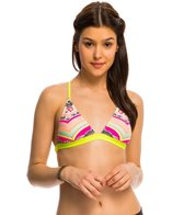 Rip Curl Swimwear Tribal Myth Crossback Triangle Bikini Top