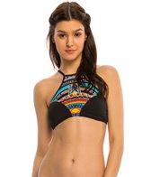 Rip Curl Swimwear Tribal Myth High Neck Bikini Top