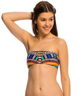 Rip Curl Swimwear Tribal Myth Bandeau Bikini Top
