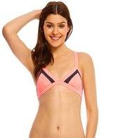 Rip Curl Swimwear Mirage Colorblock Triangle Bikini Top
