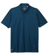 Quiksilver Men's Channel Short Sleeve Polo Shirt
