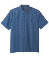 Quiksilver Men's Banyon Short Sleeve Shirt