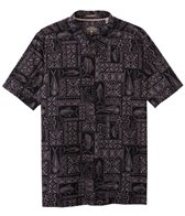 Quiksilver Men's Guru Short Sleeve Shirt