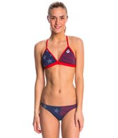 Arena America Bikini Two Piece Swimsuit Set