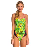 MP Michael Phelps Corco Racerback One Piece Swimsuit