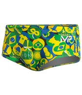 MP Michael Phelps Carimbo Square Leg Brief Swimsuit