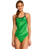 Adidas Shock Energy Vortex Back One Piece Swimsuit