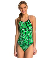 Adidas Primal Vortex Back One Piece Swimsuit