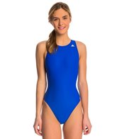 Adidas High Neck One Piece Waterpolo Swimsuit