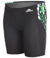 Adidas Youth Amoeba Blocks Jammer Swimsuit