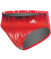 Adidas Youth Boys' Graphic Stripe Brief Swimsuit