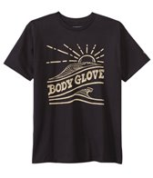 Body Glove Men's New Peak Short Sleeve Tee