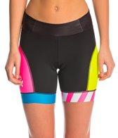 Betty Designs Women's Chevron Triathlon Shorts