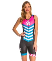 Betty Designs Women's Chevron Triathlon Suit