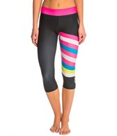 Betty Designs Women's Chevron Capri