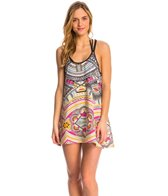 Rip Curl Tribal Myth Cover Up Dress