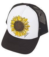 O'Neill Blissful Sunflower Trucker Hat