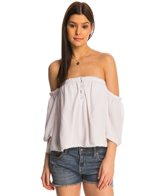O'Neill Justina Off The Shoulder Top
