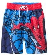 C-Life Boys' Spiderman Boardshort (4yrs-12yrs)