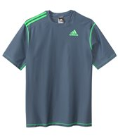 Adidas Men's Short Sleeve Swim Tee