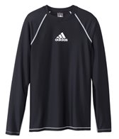 Adidas Men's Long Sleeve Swim Tee