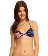 Roxy Dreamin' Florida Tiki Triangle Bikini Top