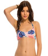 Roxy Dry Wind Halter Triangle Bikini Top